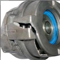Troca de Polias - MOTOR MWM 2.8 TURBO ( R4280 )