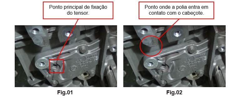 MOTOR SIGMA: TENSOR DA CORREIA DENTADA (RK9256)