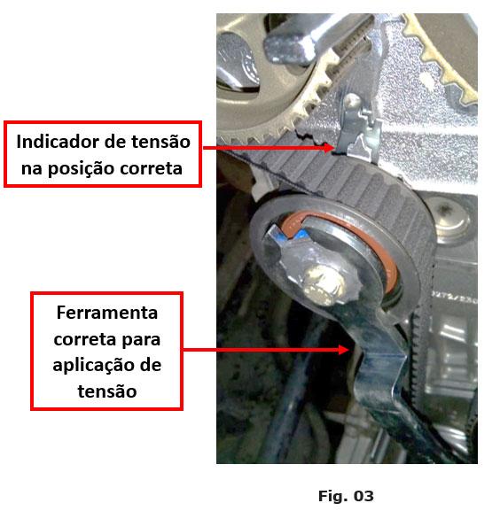 TENSOR DA CORREIA DENTADA (RK9158)